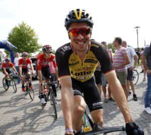 Hoogerheide - Netherlands - wielrennen - cycling - radsport - cyclisme - Robert WAGNER (Germany / Team Lotto NL - Jumbo) pictured during Stage - 2 of the Ster ZLM Tour 2017 - Tholen - Hoogerheide - photo Dion Kerckhoffs/Cor Vos © 2017